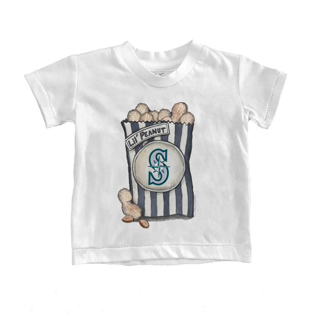 Seattle Mariners Infant Lil' Peanut Tee