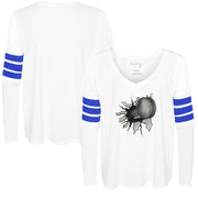 Tiny Turnip Hockey Tear Long Sleeve Jalynne Jersey