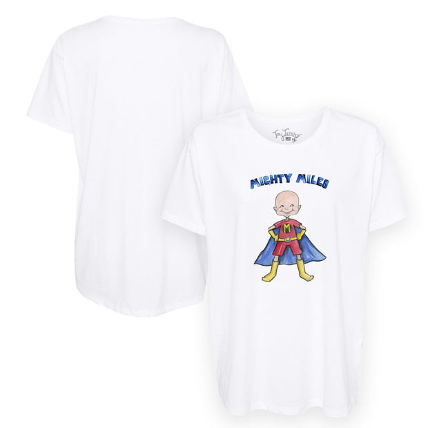 "Tiny Turnip ""Catch A Cure"" Mighty Miles Tee Shirt"