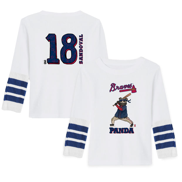 "Atlanta Braves Pablo Sandoval ""Panda"" Kid's Thermal"