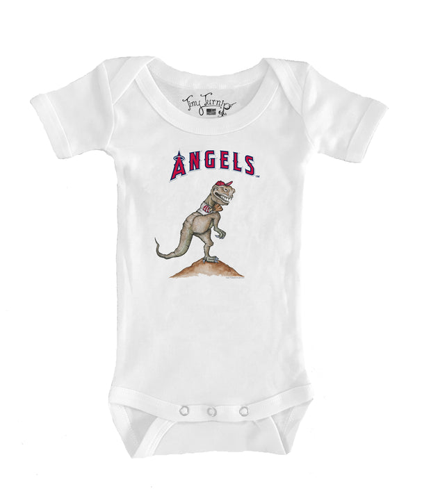 Los Angeles Angels Infant TT Rex Short Sleeve Snapper