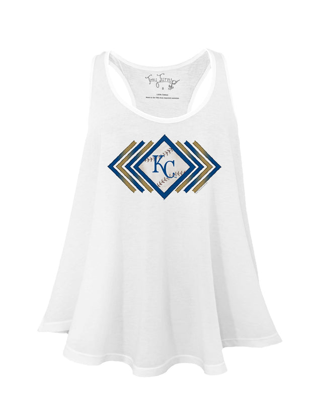 Kansas City Royals Women's Prism Arrows Aubri Tank