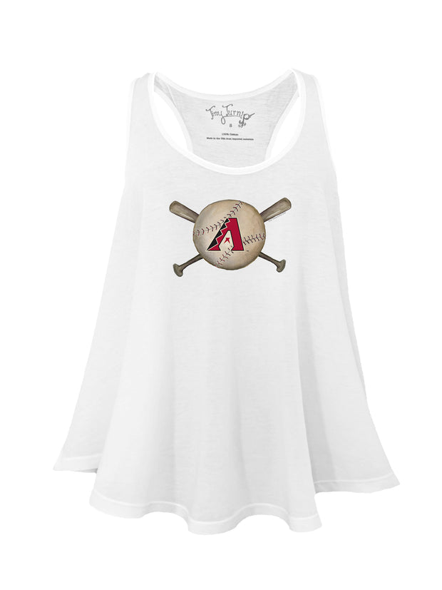 Arizona Diamondbacks Women's Baseball Crossbats Aubri Tank