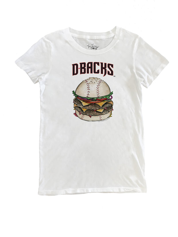 Arizona Diamondbacks Burger Tee Shirt