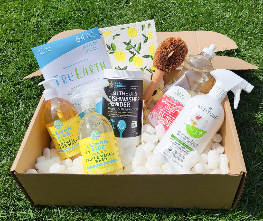 The Clean Crate Subscription Box
