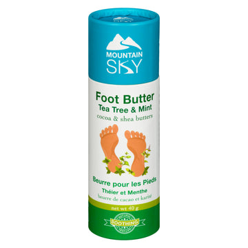 Energizing Foot Butter (40g)