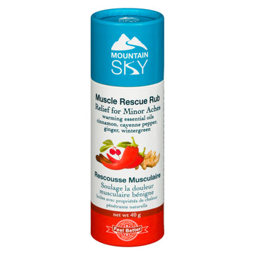 Muscle Rescue Rub (40g)