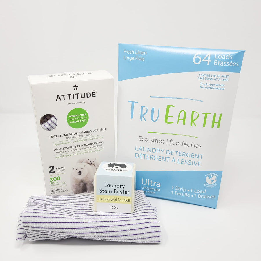 Go Eco Laundry Bundle