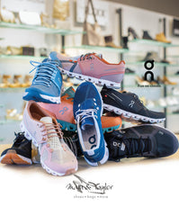 On Sneakers sold at Main & Taylor Shoe Salon