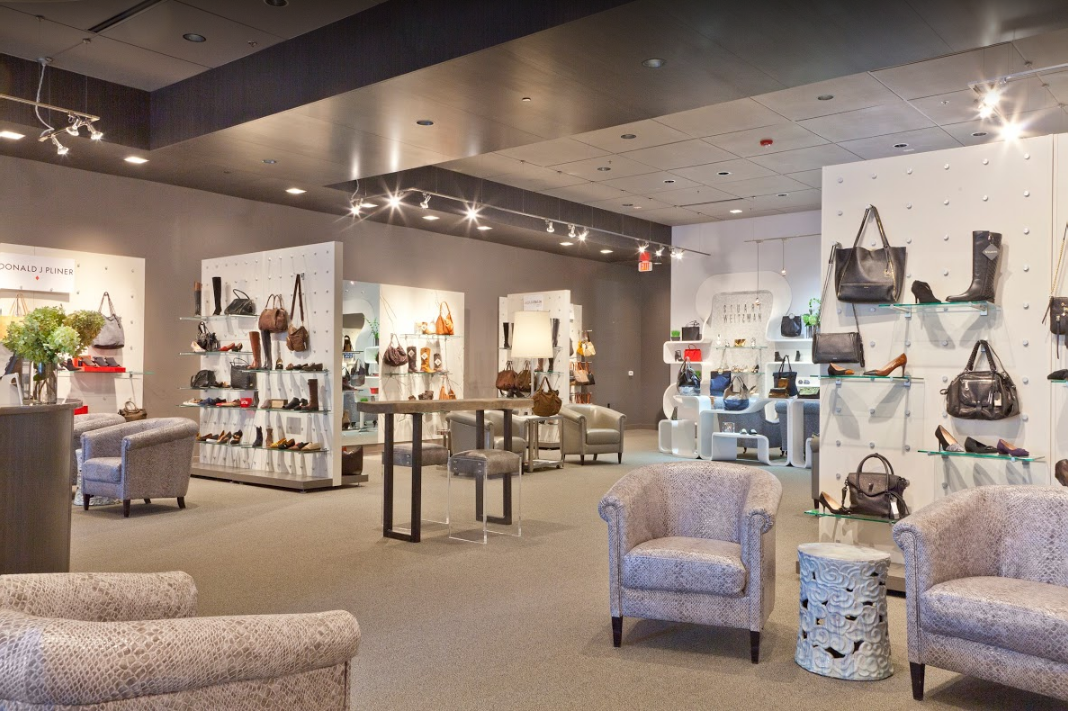 Main and Taylor Shoes Raleigh store location