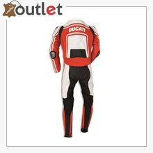 Load image into Gallery viewer, Ducati Corse C2 Motogp One-Pice Real Leather Suit