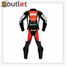 Load image into Gallery viewer, Honda Motorbike Leather Racing Suit Design 2019