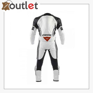 Dainese 1 Piece Motorbike Racing Leather Suit