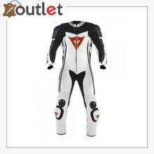 Load image into Gallery viewer, Dainese 1 Piece Motorbike Racing Leather Suit