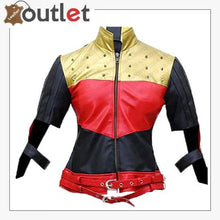Load image into Gallery viewer, Harley Quinn God Among Us Jacket
