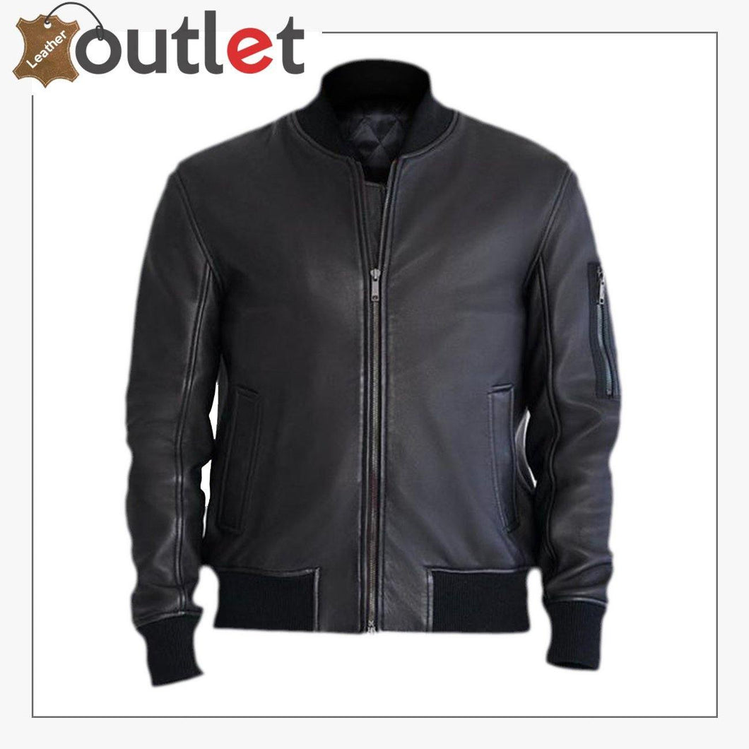 Classy Bomber Jacket For Men