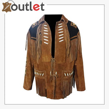 Load image into Gallery viewer, 2020 New Styles Western Leather Jacket