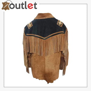 2020 New Styles Western Leather Jacket