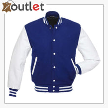 Load image into Gallery viewer, College Varsity Jacket