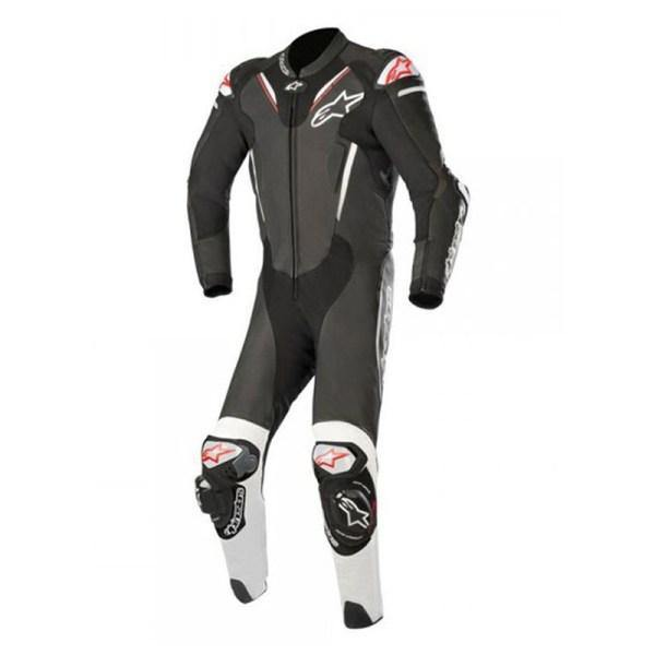 Alpinestars Atem Black Motogp Leather Suit - Leather Outlet