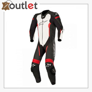 Alpinestars Missile Motorcycle Racing Leather Motogp Suit