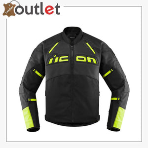 Contra2 Icon Motorbike Leather Jacket