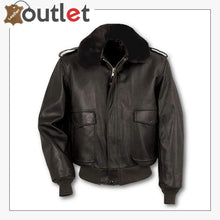Load image into Gallery viewer, Bomber Lambskin Leather Jacket