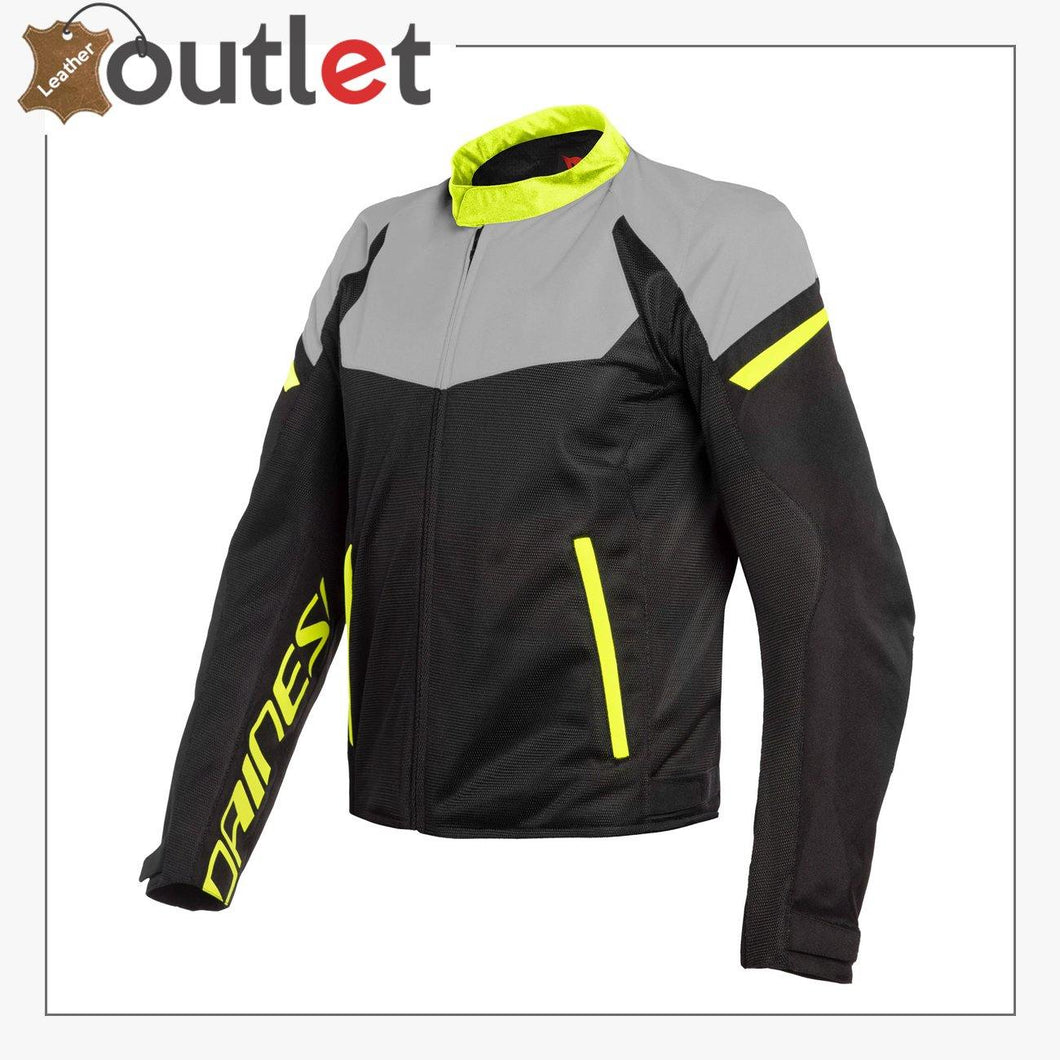 Bora Air Vent Motorcycle Textile Jacket for Mens