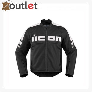 Icon Motorhead 2 Motorbike Leather Jacket