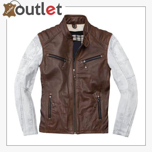 Firenze High Quality Motorcycle Leather Jacket