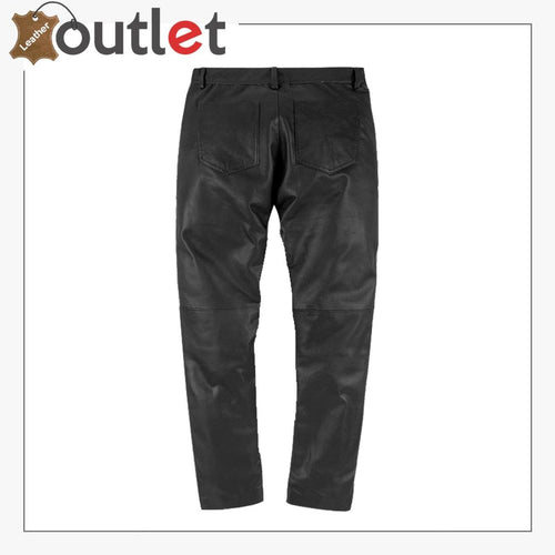 High Quality Heritage Leather Pants - Leather Outlet
