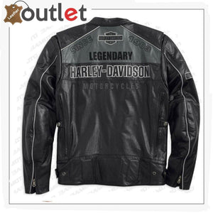 Harley Davidson Horizon HB Leather Jacket