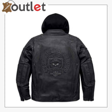 Load image into Gallery viewer, Harley-Davidson Men's Aurora Willie G Skull 3-in-1 Jacket