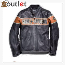 Load image into Gallery viewer, Harley Davidson Victory Lane Motorcycle Jacket