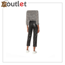 Load image into Gallery viewer, SKINNY WOMEN'S LEATHER PANTS
