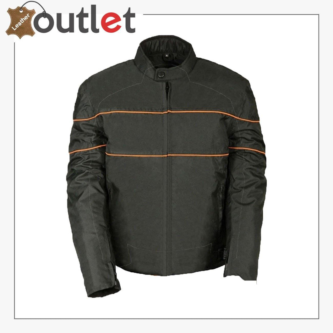 Load image into Gallery viewer, MENS TEXTILE MOTORCYCLE JACKET - VENTED Load image into Gallery viewer, MENS TEXTILE MOTORCYCLE JACKET - VENTED MENS TEXTILE MOTORCYCLE JACKET - VENTED