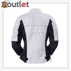 Mens Air Vent Motorcycle Textile Jacket