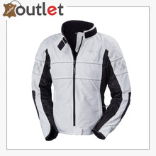 Load image into Gallery viewer, Mens Air Vent Motorcycle Textile Jacket - Leather Outlet