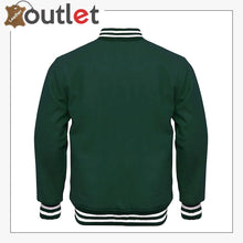 Load image into Gallery viewer, Mens Casual Pilot Jacket Lightweight Varsity Jacket