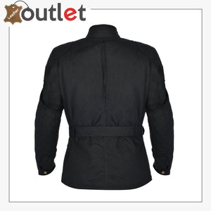 Mens Real Quality Bradwell Textile jacket