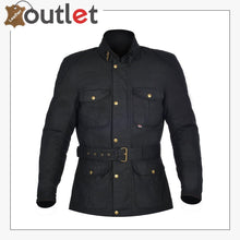 Load image into Gallery viewer, Mens Real Quality Bradwell Textile jacket