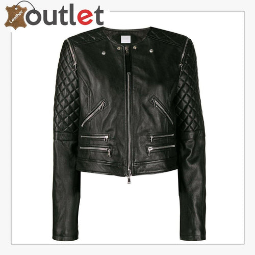 New Stylish Leather Shirt For Women
