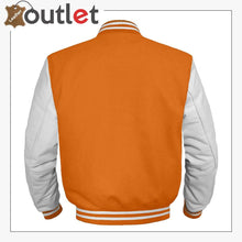Load image into Gallery viewer, New Stylish Varsity Leather jacket For Women
