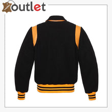 Load image into Gallery viewer, Original Leather Varsity Letterman Jackets For Men