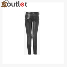Load image into Gallery viewer, Eli high-rise faux leather pants