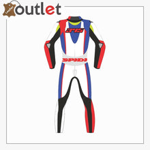 Load image into Gallery viewer, Yamaha Monster Motorcycle Leather MotoGP Racing Suit