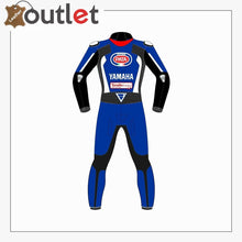 Load image into Gallery viewer, Yamaha PATA 2019 One Piece MotoGP Racing Leather Suit