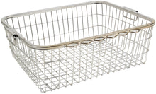 Load image into Gallery viewer, Parasnath Heavy Stainless Steel Medium Dish Drainer No.2 Tokra, 54 x 42 x18 cm,- (Made In India) - PARASNATH MADE IN INDIA