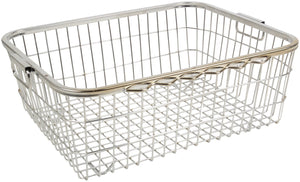 Parasnath Heavy Stainless Steel Medium Dish Drainer No.2 Tokra, 54 x 42 x18 cm,- (Made In India) - PARASNATH MADE IN INDIA