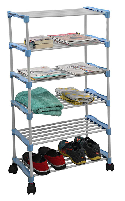 PARASNATH Smart Shoe Rack with 6 Shelves - PARASNATH MADE IN INDIA